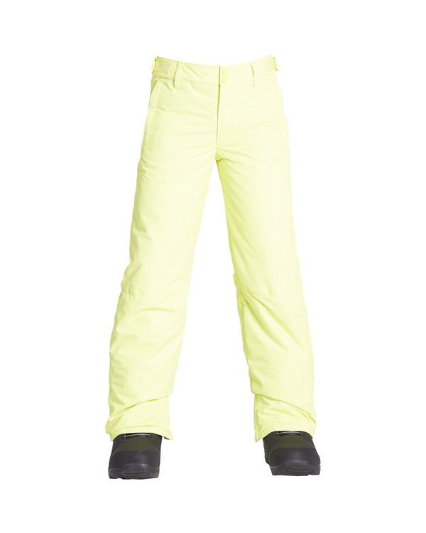 0 Grom - Grom Ski- und Snowboardhose für Jungen Gelb Q6PB01BIF9 Billabong