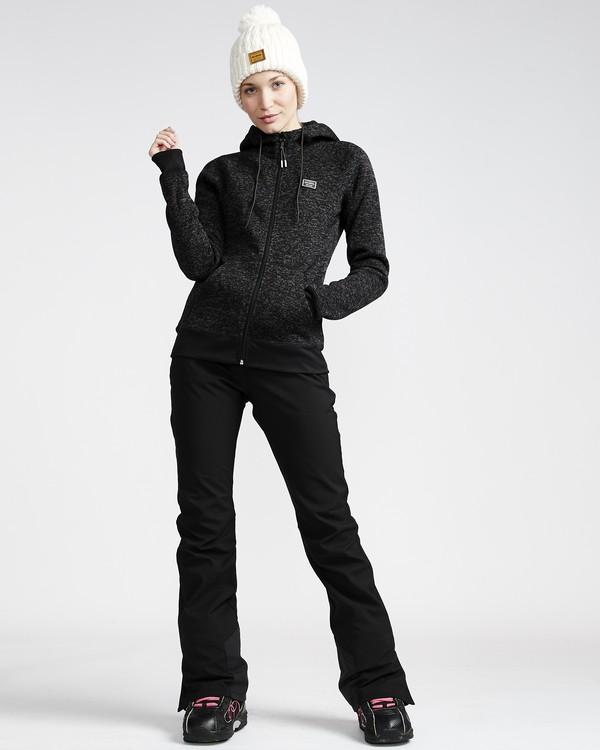 0 Flake - Ski- und Snowboardhose für Frauen Schwarz Q6PF08BIF9 Billabong