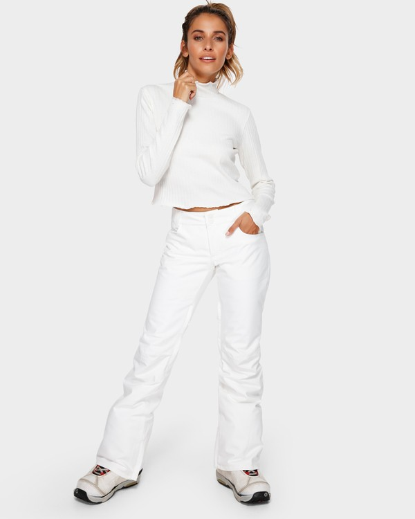 0 Terry 2L 10 Pant White Q6PF09S Billabong