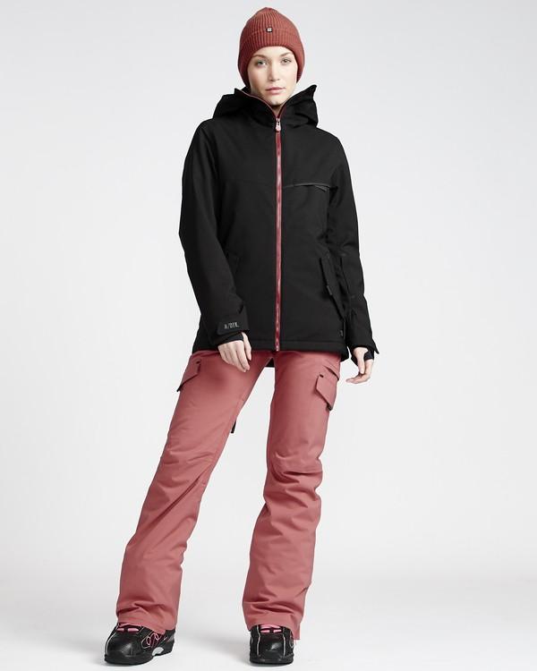 0 Nela - Ski- und Snowboardhose für Frauen Violett Q6PF10BIF9 Billabong