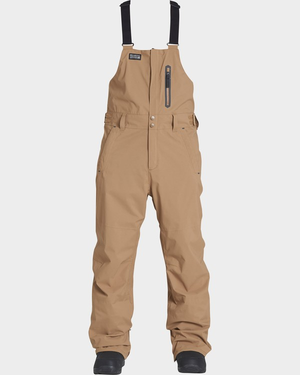 0 North West Stx 45K 2L Bib Brown Q6PM05S Billabong