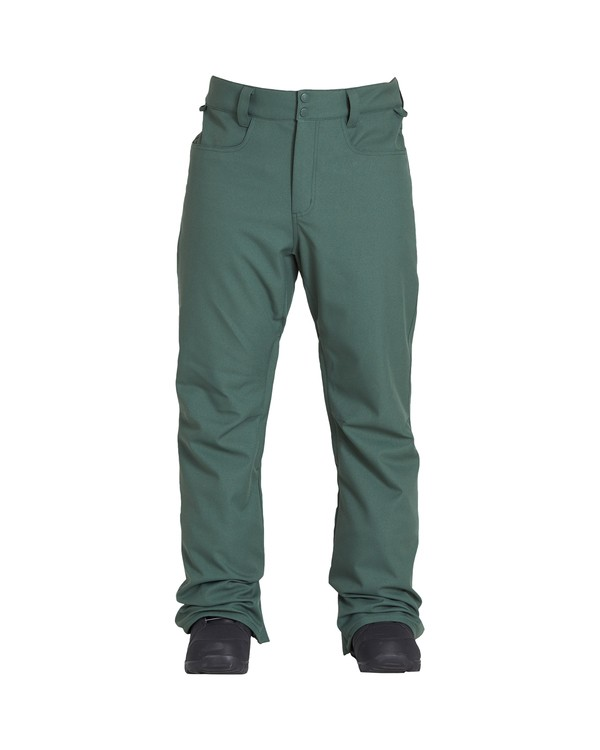 0 Outsider - Snow Trousers for Men Green Q6PM08BIF9 Billabong