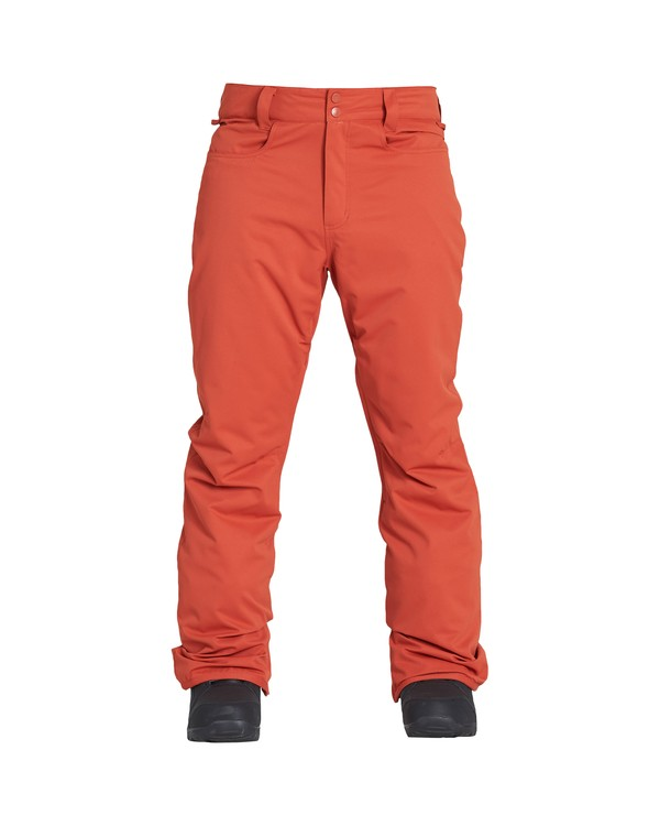 0 Outsider - Snow Trousers for Men Red Q6PM08BIF9 Billabong