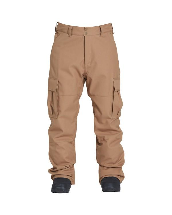 0 Transport - Pantalón para Nieve para Hombre  Q6PM10BIF9 Billabong