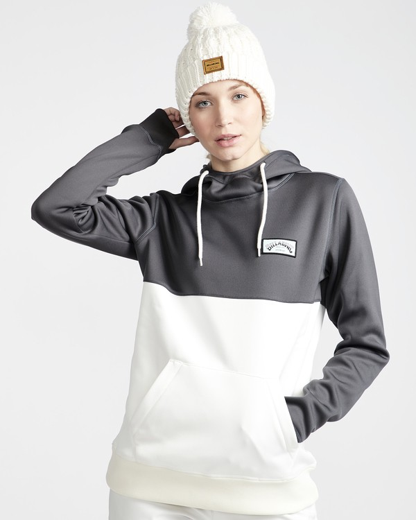 0 Outside Fever Block - Sudadera con Capucha para Mujer  Q6SF02BIF9 Billabong
