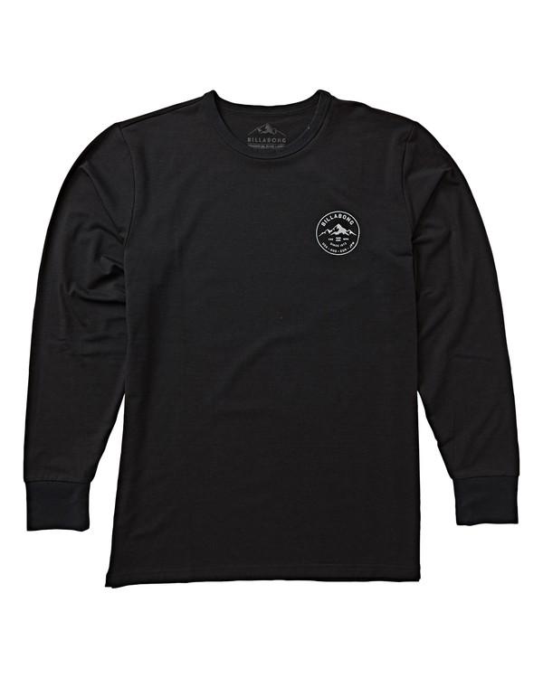 0 Operator - Funktions-T-Shirt für Männer Schwarz Q6SM13BIF9 Billabong