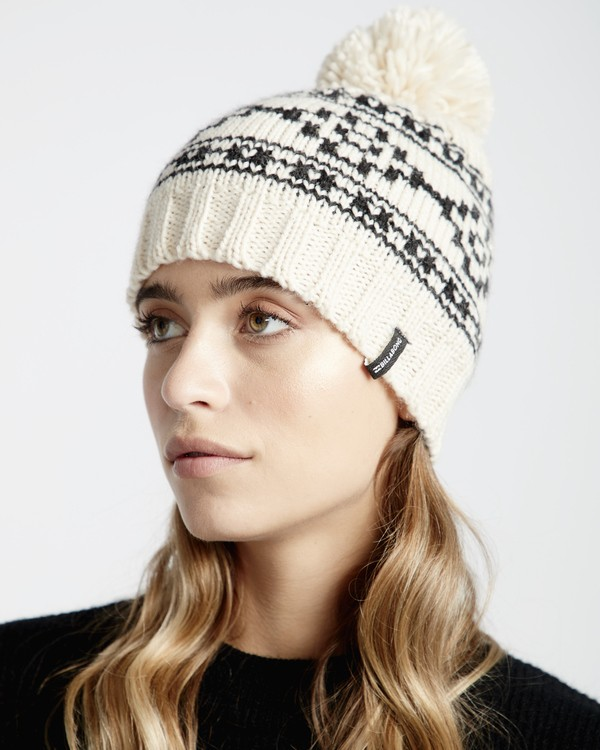 0 Bill - Snow Beanie für Frauen  Q9BN03BIF9 Billabong