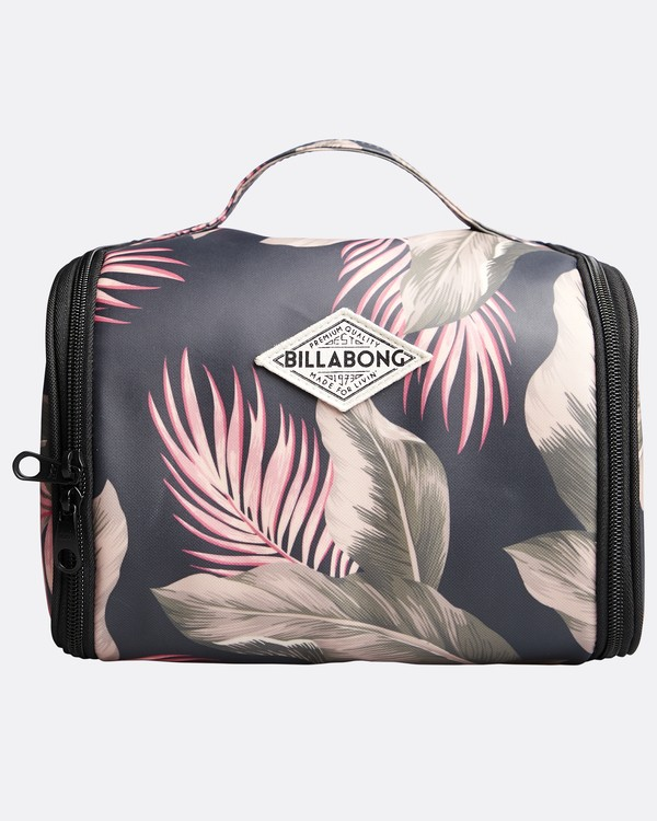 0 The Palms Beauty Case - Kosmetik Tasche für Frauen Grün Q9ES02BIF9 Billabong