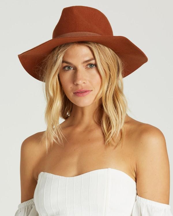 0 Great Scott - Sombrero para Mujer  Q9HT01BIF9 Billabong