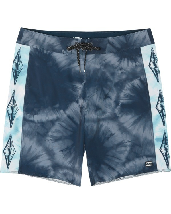 "0 D Bah Pro 19"" - Printed Board Shorts for Men Blue S1BS30BIP0 Billabong"