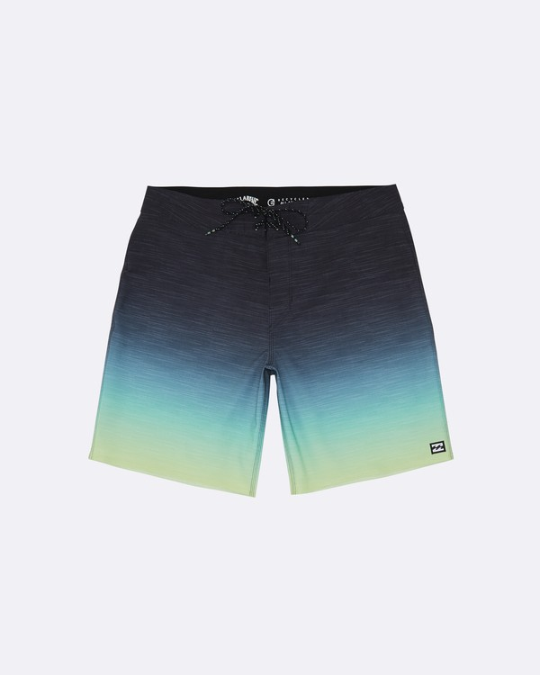 "0 All Day Fade Pro 17"" - Bordshorts für Herren Gelb S1BS45BIP0 Billabong"