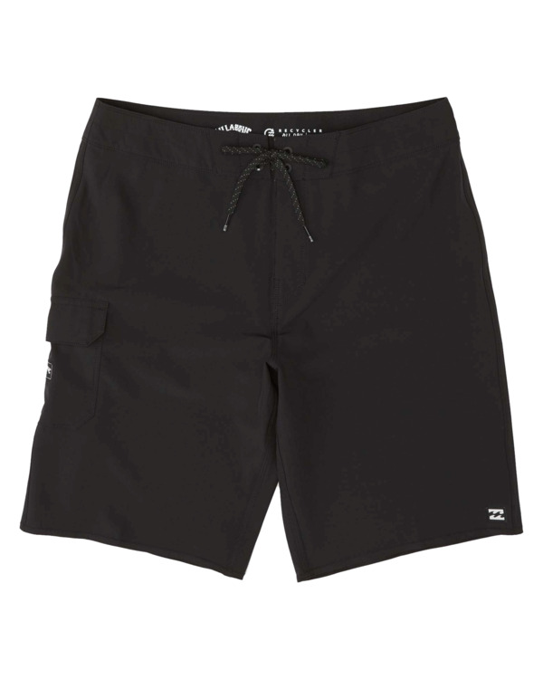 "0 All Day Pro 20"" - Performance Board Shorts for Men Black S1BS48BIP0 Billabong"