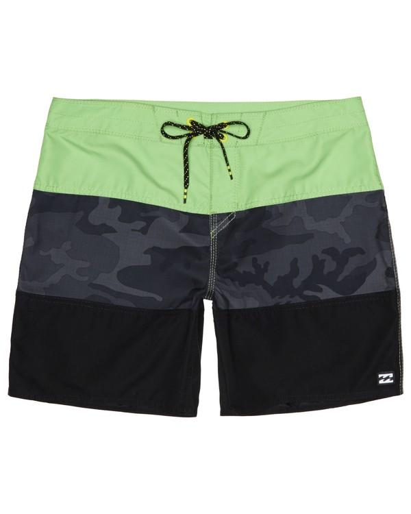 """0 Tribong 17"""" - Board Shorts for Men Black S1BS55BIP0 Billabong"""