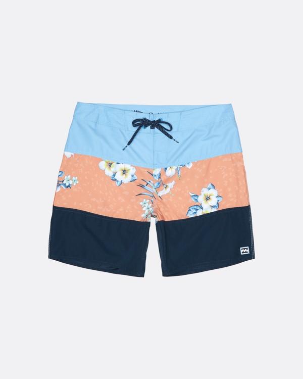 """0 Tribong 17"""" - Board Shorts for Men Blue S1BS55BIP0 Billabong"""