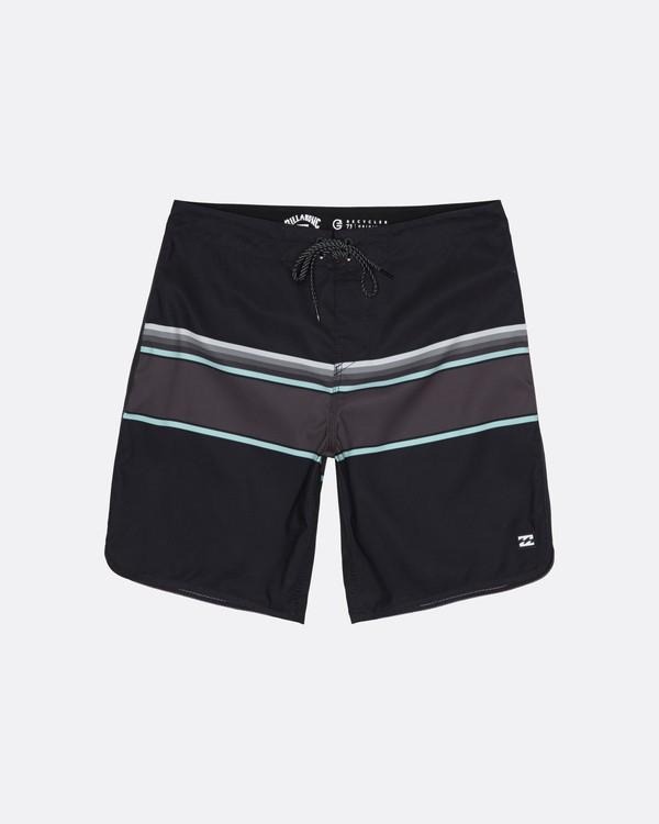 0 73 Stripe Og - Boardshorts für Männer Schwarz S1BS56BIP0 Billabong