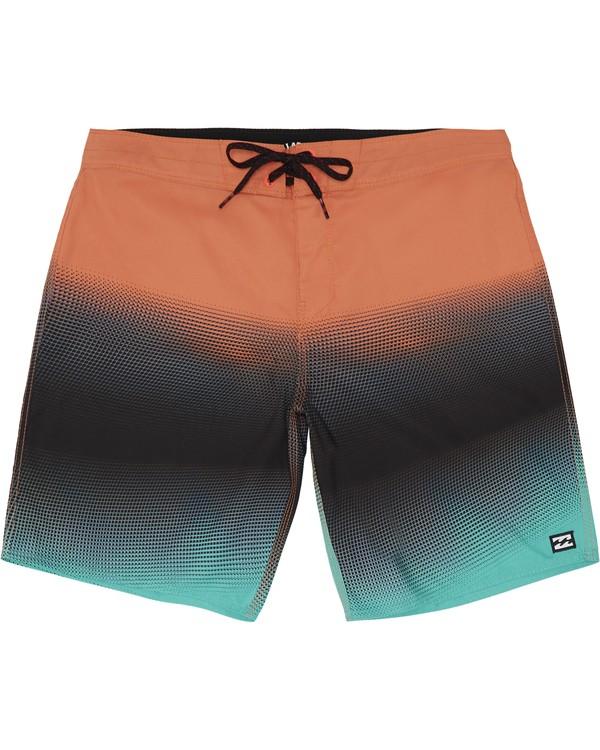 """0 Resistance 19"""" - Board Shorts for Men Blue S1BS59BIP0 Billabong"""