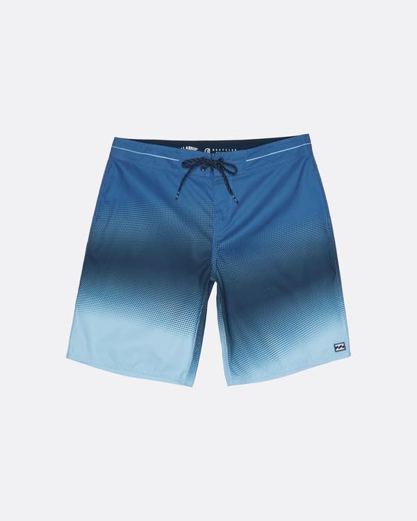 """0 Resistance 19"""" - Bañador de surf de pantalón para Hombre Azul S1BS59BIP0 Billabong"""