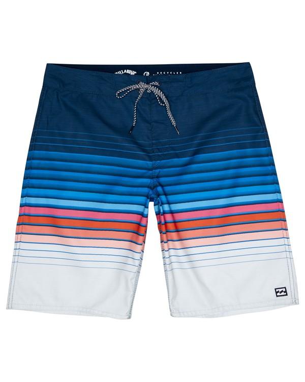 "0 All Day Stripe 20"" - Board Shorts for Men Blue S1BS62BIP0 Billabong"