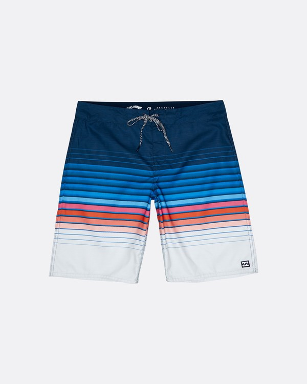 "0 All Day Stripe 20"" - Boardshorts für Herren Blau S1BS62BIP0 Billabong"