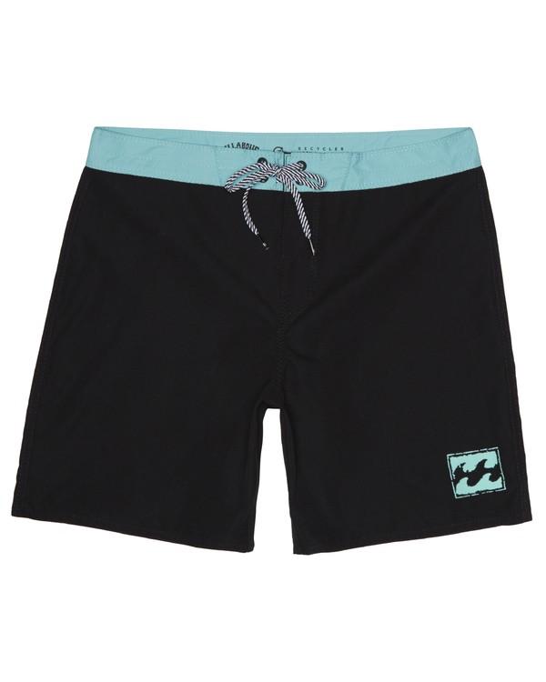 "0 All Day 17"" - Board Shorts for Men Black S1BS63BIP0 Billabong"