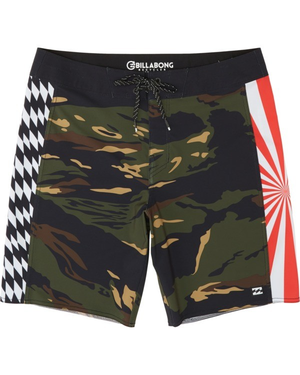 "0 Ai Dbah Pro 19"" - Camo Board Shorts for Men Camo S1BS66BIP0 Billabong"