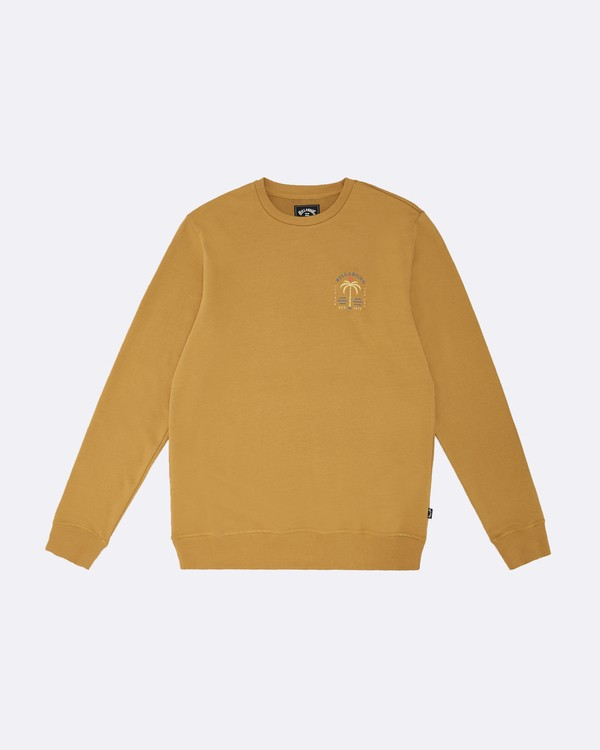 0 Shooner - Sweatshirt für Herren Silber S1CR04BIP0 Billabong