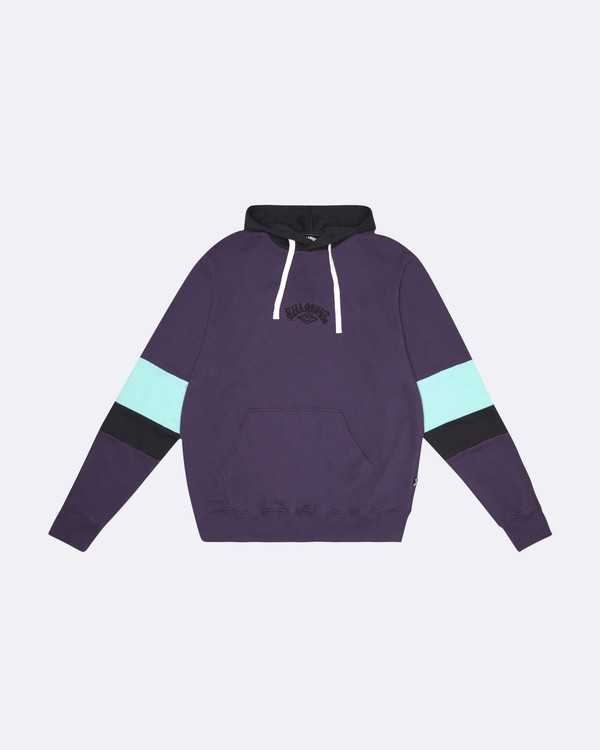 0 The Cove - Hoodie for Men Violeta S1FL14BIP0 Billabong