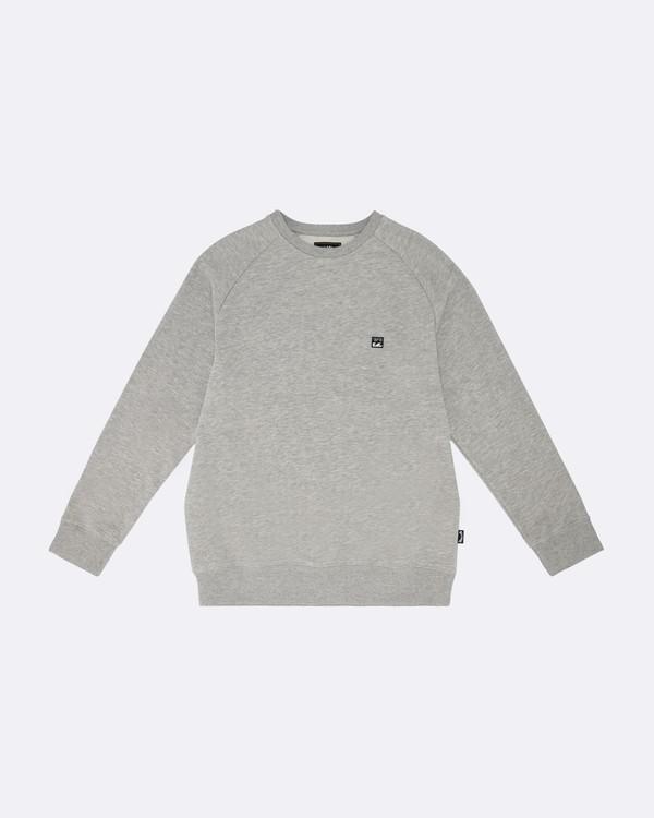 0 Original - Sweatshirt für Herren Grau S1FL34BIP0 Billabong