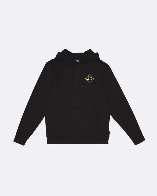 0 Sol Pullover - Sweatshirt für Herren Schwarz S1HO06BIP0 Billabong