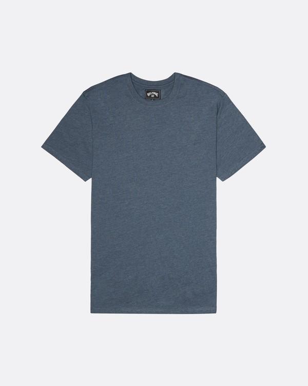 0 Allday - T-Shirt für Herren Blau S1JE15BIP0 Billabong