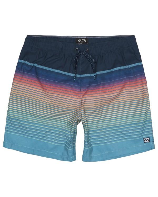 """0 All Day Stripe 16"""" - Boardshorts for Men Blue S1LB10BIP0 Billabong"""