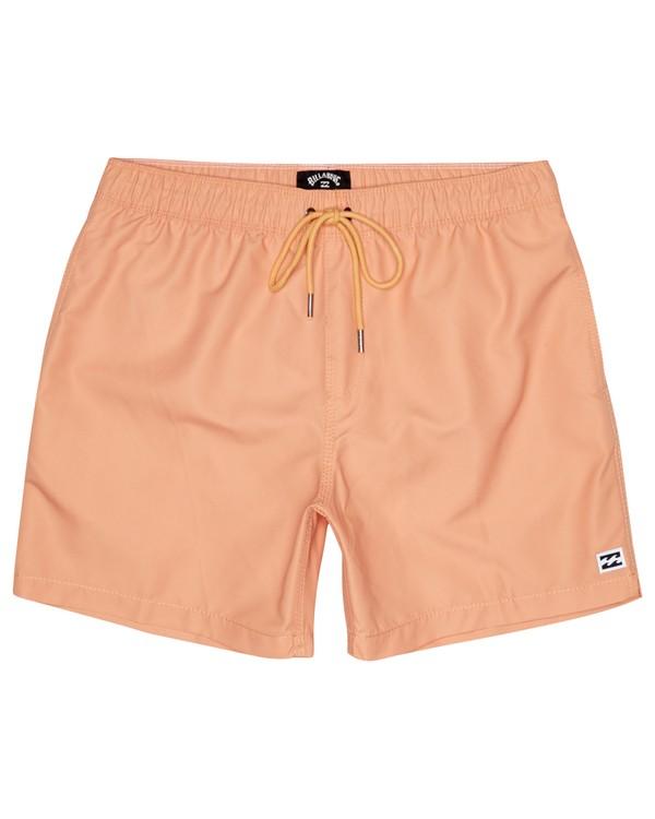 "0 All Day Laybacks 16"" - Board Shorts for Men Multicolor S1LB12BIP0 Billabong"