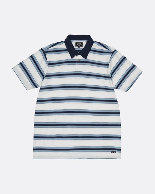 0 Die Cut Polo - Polo para Hombre Blanco S1PP10BIP0 Billabong