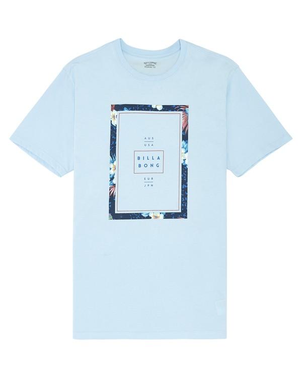 0 Tucked - T-Shirt for Men Blue S1SS11BIP0 Billabong