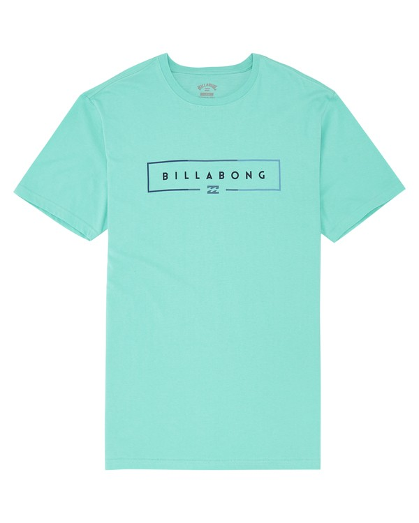 0 Unity - T-Shirt for Men Blue S1SS26BIP0 Billabong