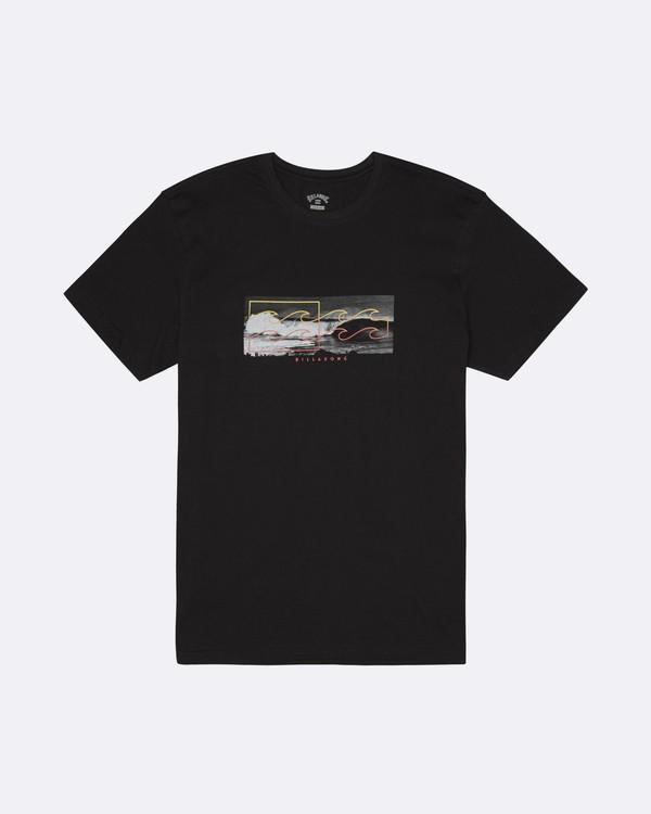 0 Inverse - Camiseta para Hombre Negro S1SS28BIP0 Billabong
