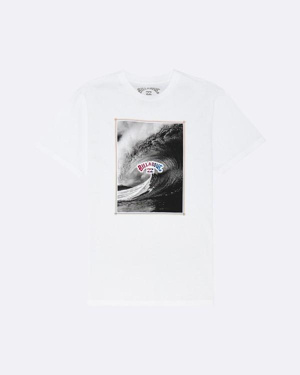 0 The Inside - Camiseta para Hombre Blanco S1SS30BIP0 Billabong