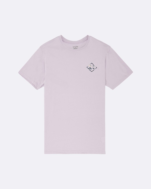 0 Bunker - Camiseta para Hombre Violeta S1SS33BIP0 Billabong