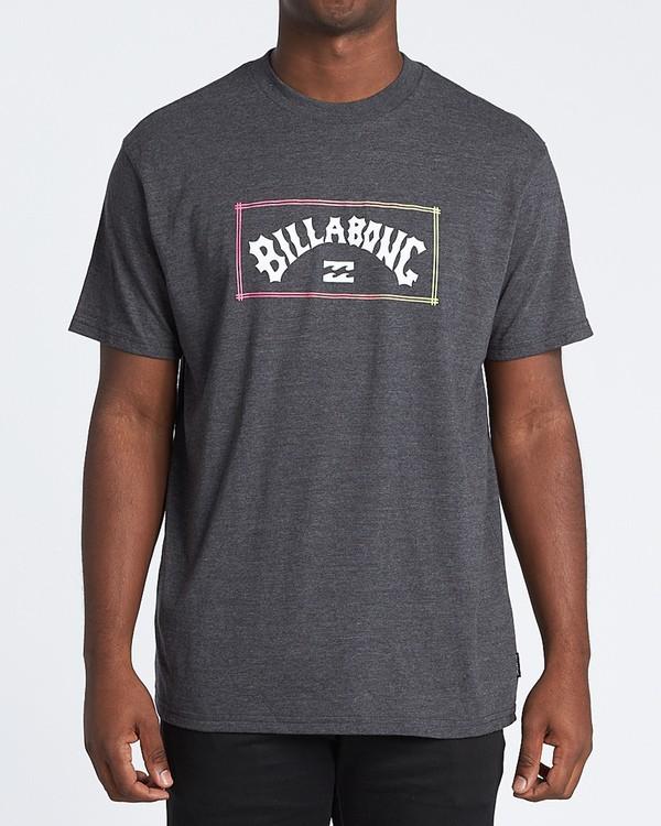 0 Arch - T-Shirt for Men Black S1SS38BIP0 Billabong