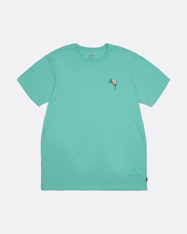 0 Paradise Bird - T-Shirt für Herren Blau S1SS43BIP0 Billabong