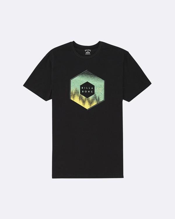 0 X-Cess - T-Shirt für Herren Schwarz S1SS44BIP0 Billabong