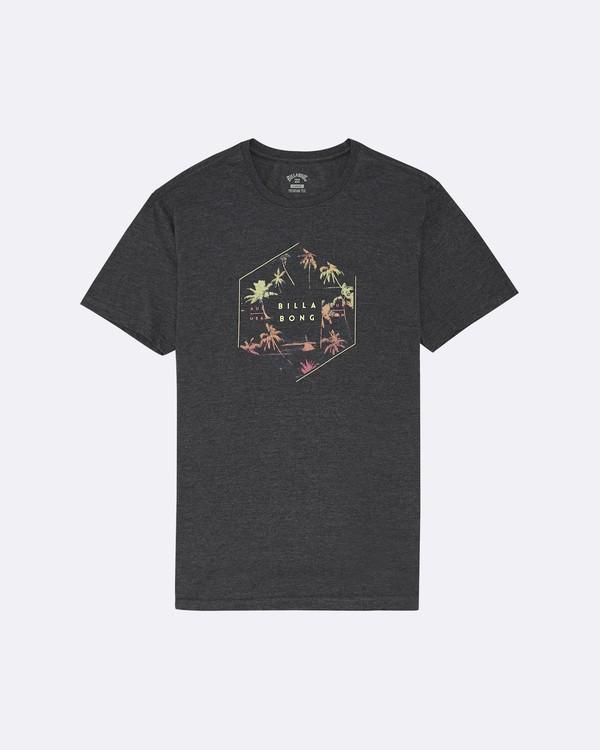 0 X-Cess - Camiseta para Hombre Negro S1SS44BIP0 Billabong