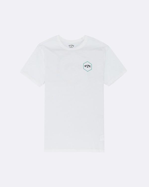 0 Access - Camiseta para Hombre Blanco S1SS46BIP0 Billabong