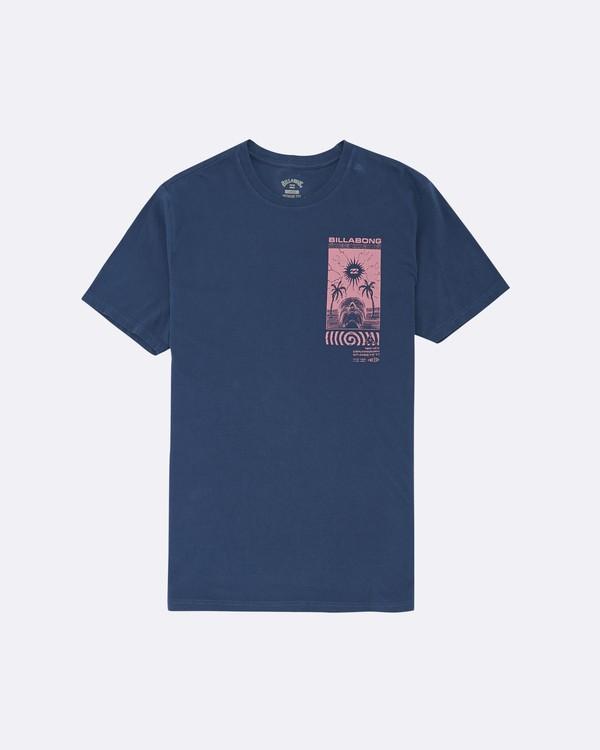 0 Mind Control - Camiseta para Hombre Azul S1SS51BIP0 Billabong