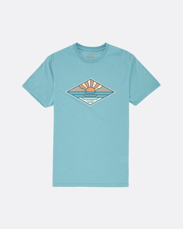 0 A Frame - T-Shirt für Herren  S1SS54BIP0 Billabong