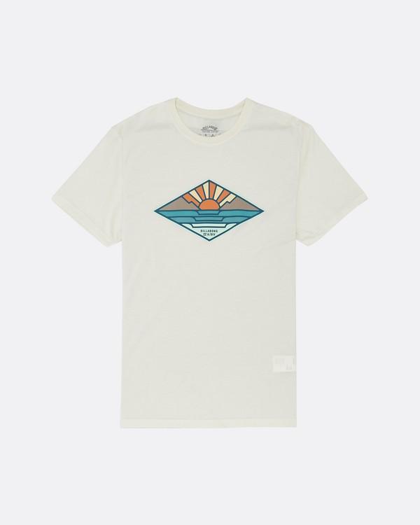 0 A Frame - T-Shirt für Herren Mehrfarbig S1SS54BIP0 Billabong