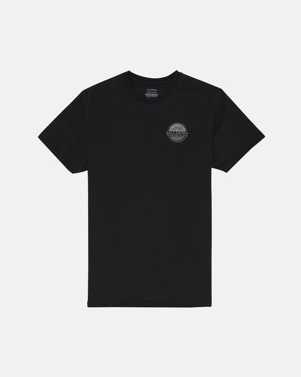 0 Daybreak - Camiseta para Hombre Negro S1SS55BIP0 Billabong