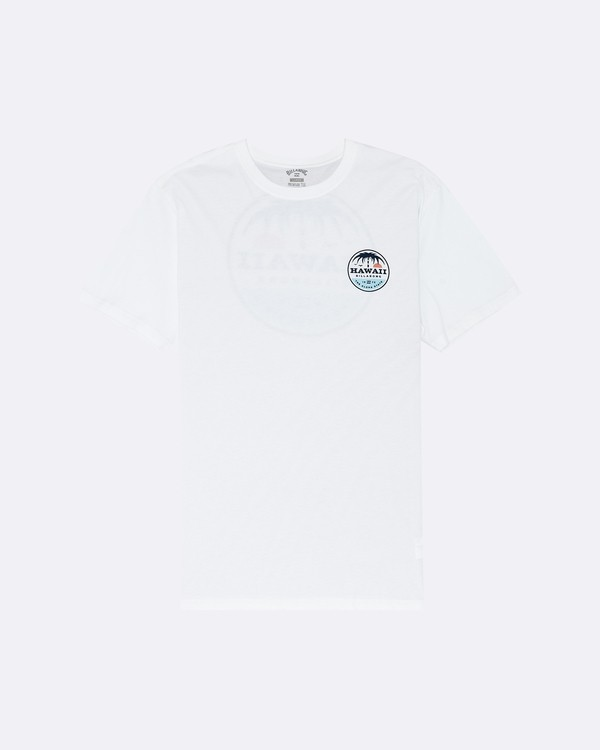 0 Dreamy Place - Camiseta para Hombre Blanco S1SS60BIP0 Billabong