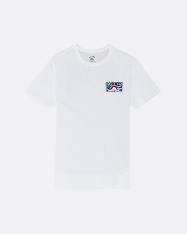 0 Dreamy Place - T-Shirt für Herren Weiss S1SS60BIP0 Billabong