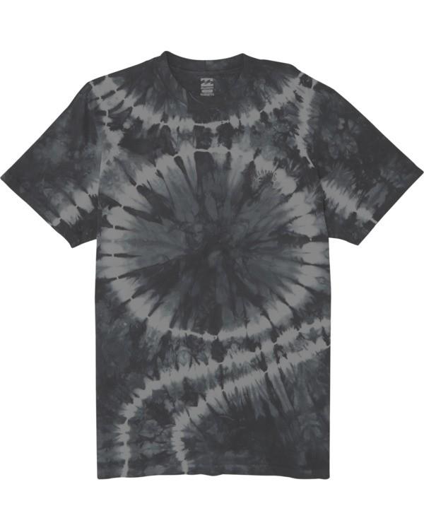 0 Essential - Camiseta tie-dye para Hombre Gris S1SS65BIP0 Billabong